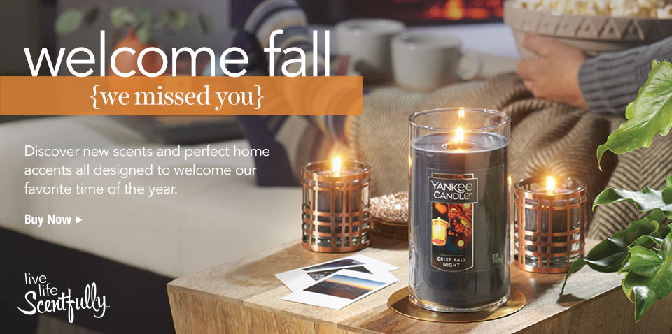 New Fall Fragrances and Accessories