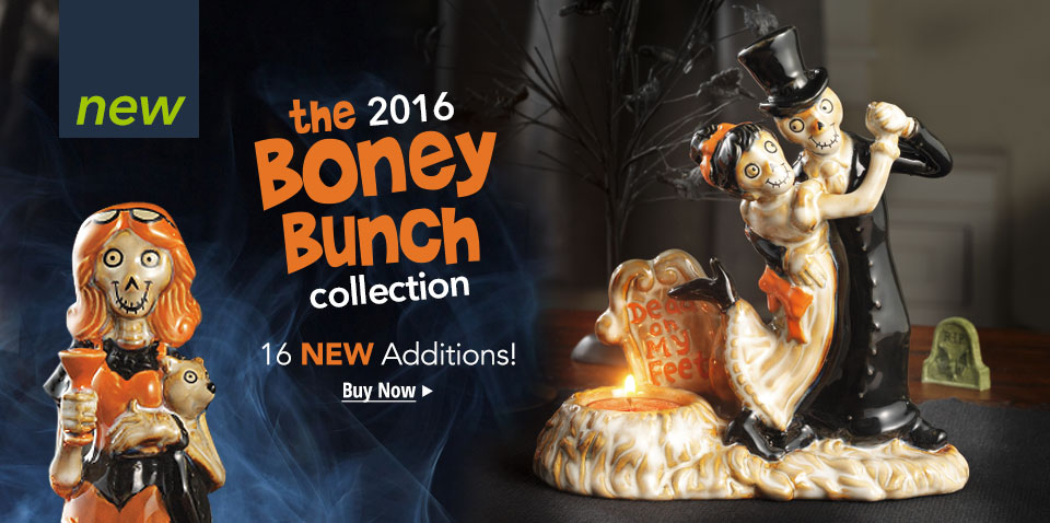 The 2016 Boney Bunch Collection
