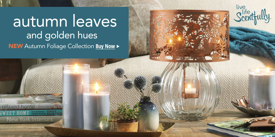 Autumn Foliage Accessory Collection
