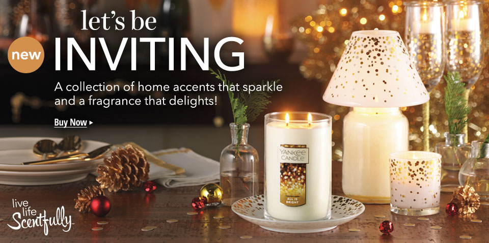 New Holiday Candle Accessories
