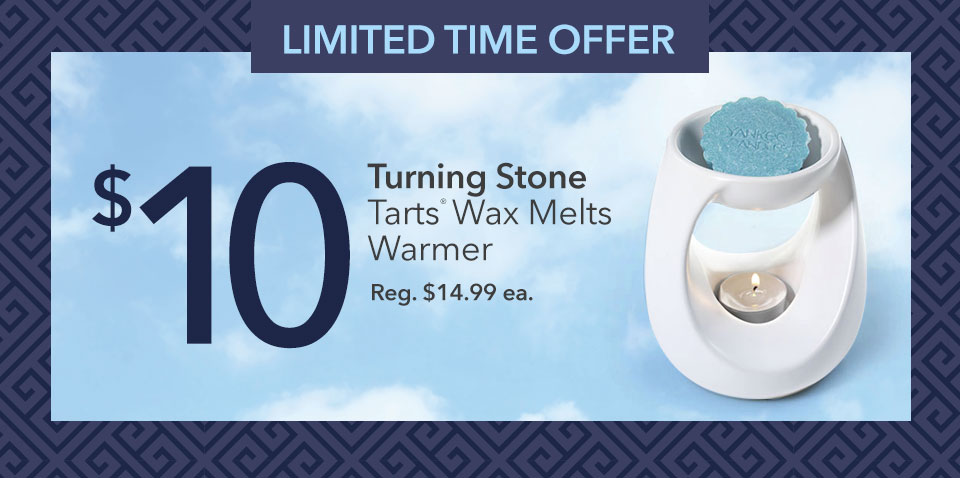$10 Tarts Wax Melts Warmer