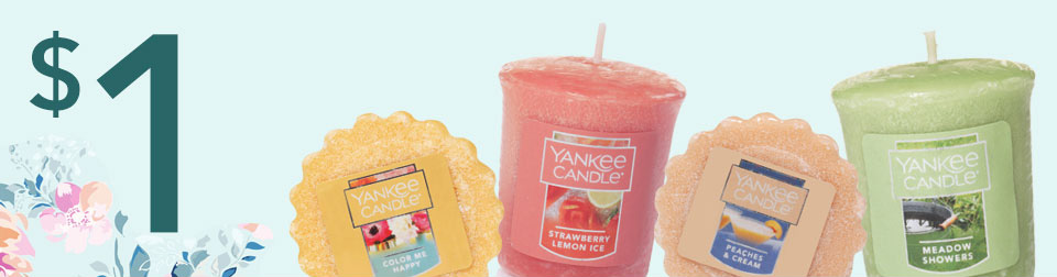 Yankee Candle Car Jar Air Fresheners