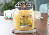 Buy Medium Jar Candles: Only $10 with $25 purchase.