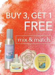 Buy 3, Get 1 FREE - mix & match