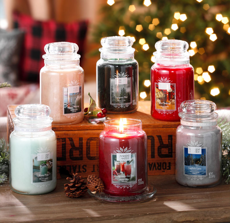 Holiday Fragrance Yankee Candle® Candles