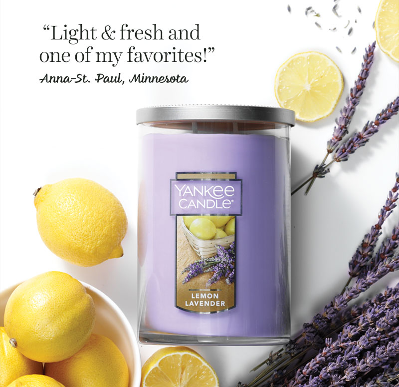 Spring Fragrance Yankee Candle® Candles