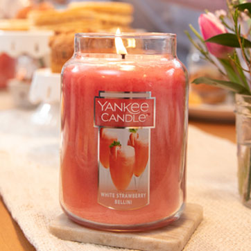 All Large Candles: 2/$40