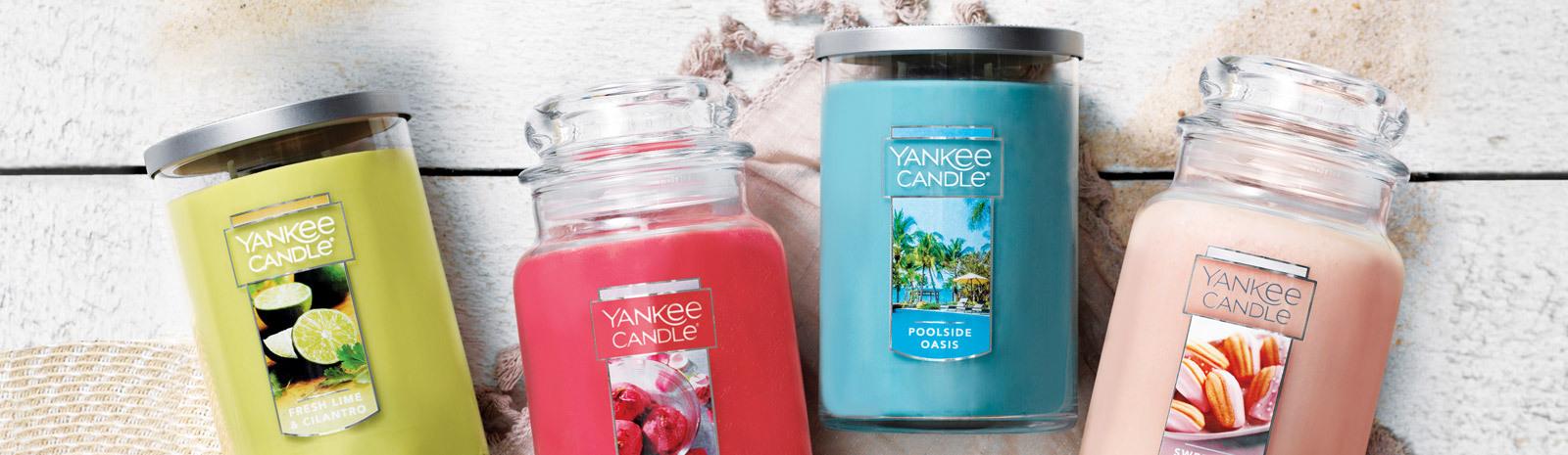 2 for $50 Full-Price Original Large Jar & Large Tumbler Candles - Yankee Candle®
