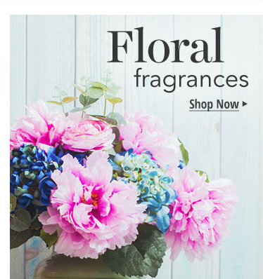 Floral Fragrances: Fragrances with an abundance of floral fragrance notes.
