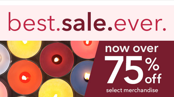 Semi-Annual Sale Online & In Stores