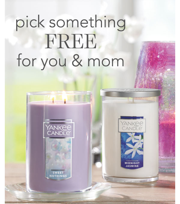 Pick Something FREE for You and Mom