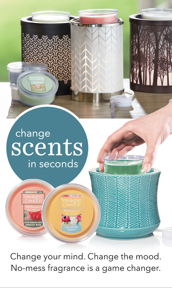 30% off All Scenterpiece Wax Warmers & Easy MeltCups