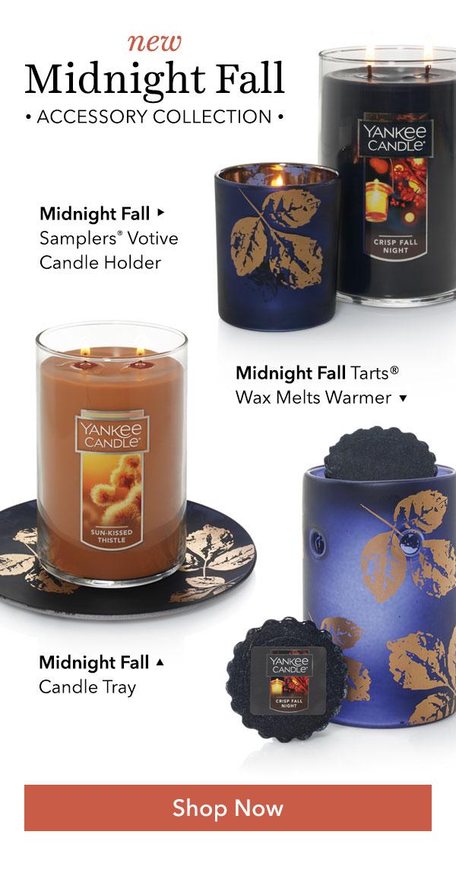 NEW Midnight Fall Accessories