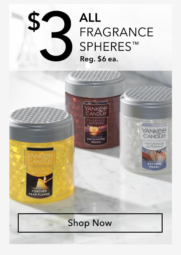 $3 All Fragrance Spheres�